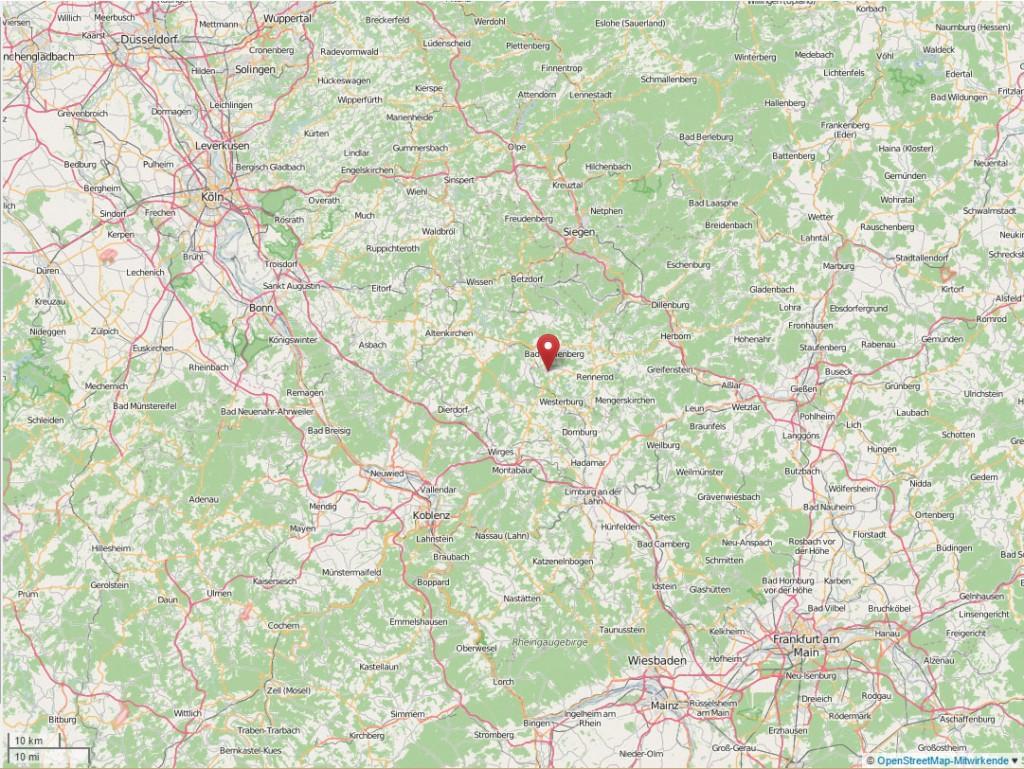 Dreisbach im Westerwald