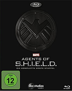Marvel Shield 1
