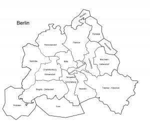 berlin-bezirke