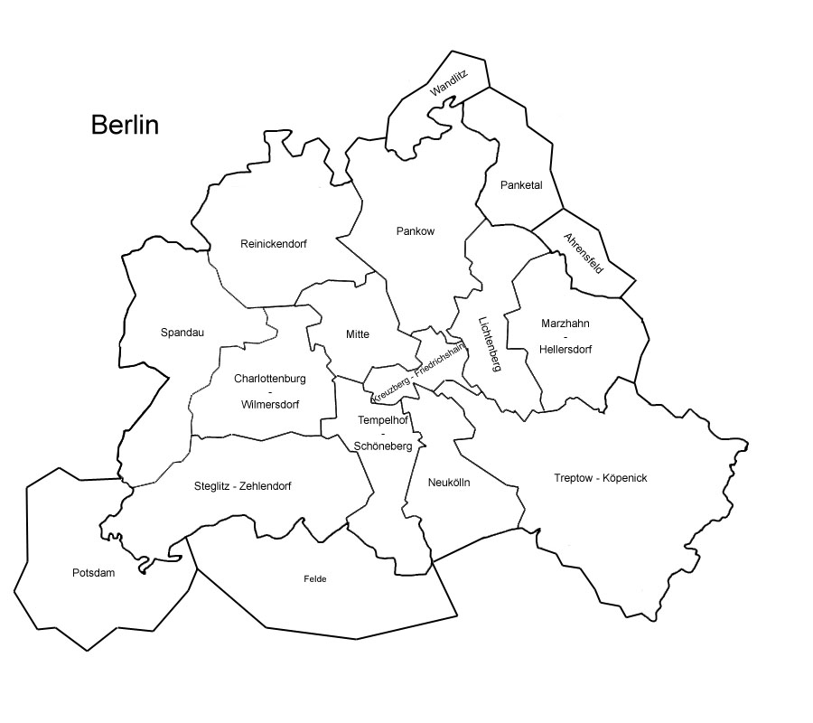 Bezirk- Free definitions by Babylon