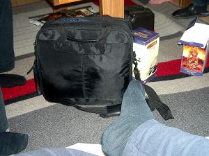 Eine Runde Füße