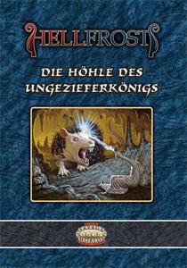 Hellfrost - Die Höhle des Ungezieferkönigs