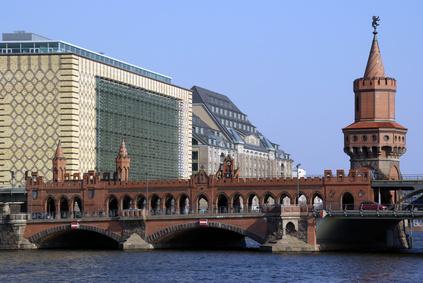 Oberbaumbrücke - Architektur in Berlin