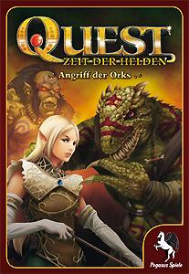 Quest – Zeit der Helden: Angriff der Orks