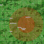 Traveller Fallout Startgebiet