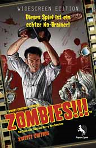 Zombies!!! - 2. Edition
